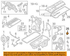 bmw oem 00-10 x5 4.4l-v8-engine oil filler cap 11127509328 | ebay  ebay