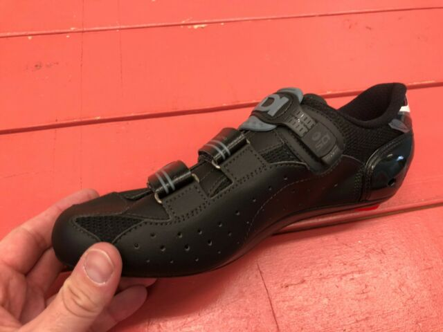 Various Sizes NEW! BLACK SIDI Genius 7 Road Cycling Shoe
