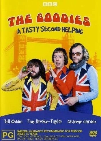 1 of 1 - The Goodies: A Tasty Second Helping  - DVD - NEW Region 4