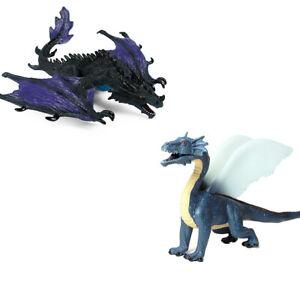 Western Dragon Figure Animal Realistic Dragon Model Collector Decor Kids Gift Ebay