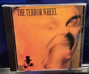 Insane Clown Posse - The Terror Wheel CD 1994 Press White Text twiztid esham