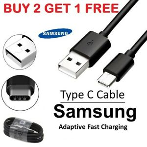 Samsung-Galaxy-TAB-A-2018-modele-2019-Type-C-Rapide-Chargeur-Cable-De-Donnees-USB-Plomb