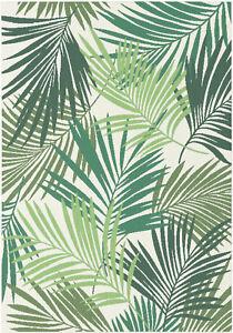 Tapis Tropical Pour Exterieur Et Interieur Jungle Terrasse