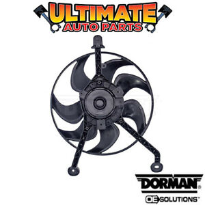 Details about (Right Side) Radiator Cooling Fan (4 6L,V8) for 94-99  Cadillac DeVille