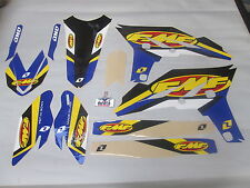 YAMAHA YZF250 2010-2013 One Industries FMF Racing graphics kit 1G52