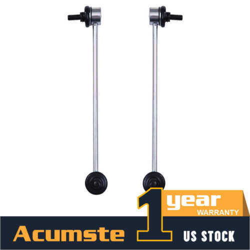 Pair Front Single Left Stabilizer Sway Bar Links for Hyundai Accent Kia Rio Rio5
