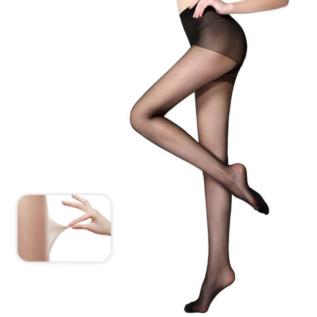 Seamless Women Super Elastic Stockings Magical Tights Shaping Pantyhose Hosiery