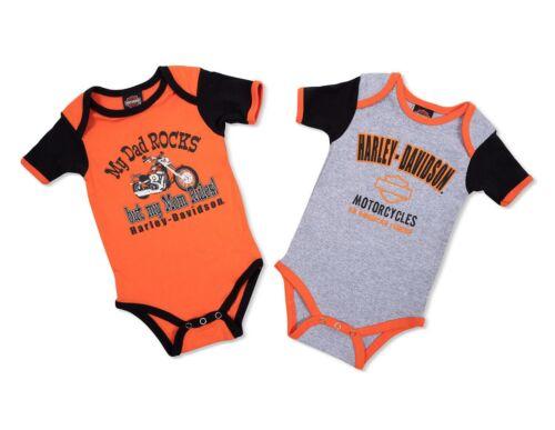 Harley Davidson Newborn Baby Infant /& Kid 2 Pieces of Leotards.