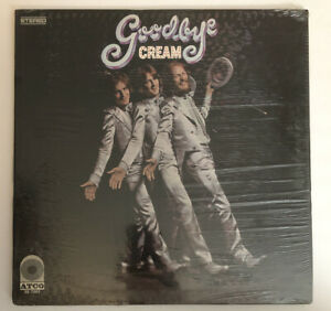 Cream-Goodbye-Cream-Factory-SEALED-1969-US-Stereo-1st-Press-Poster-SD-7001
