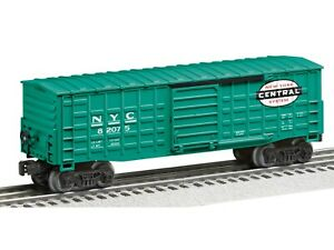 Lionel-6-82075-NYC-Waffle-Sided-Boxcar-82075-Factory-New-C-10-t