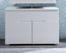 Badezimmer schrank hochschrank waschmaschinen umbau cm weiß