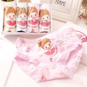 9f3f27c389f Image is loading Fashion-Baby-Kids-Girls-Underwear-Cotton-Panties-Short-