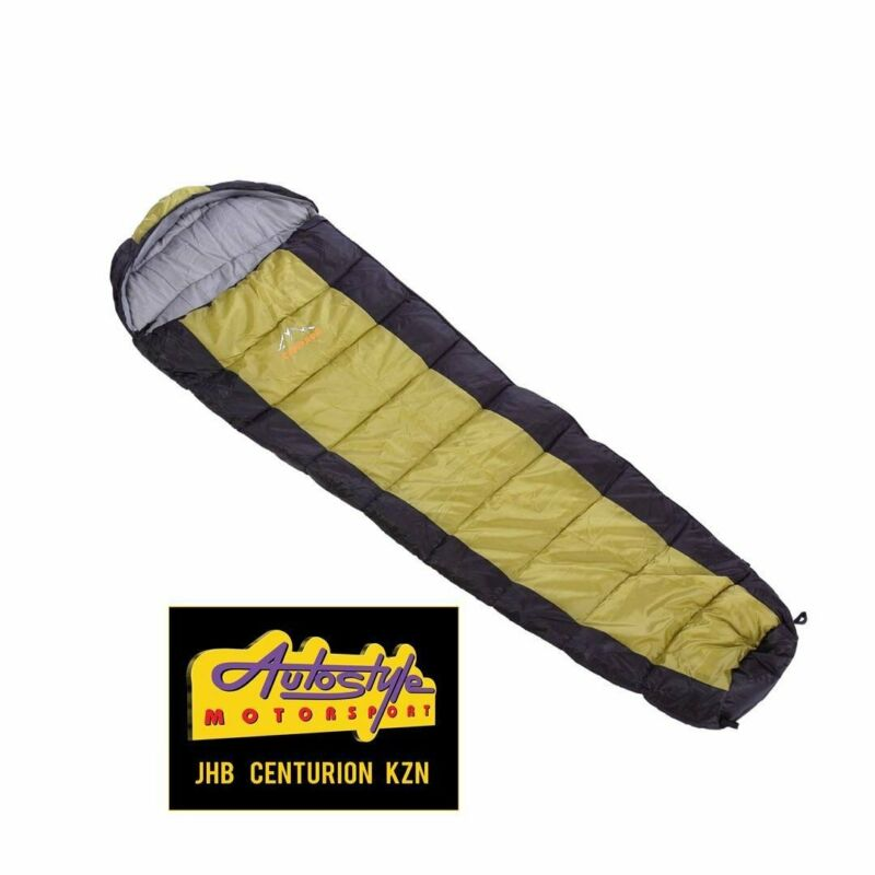 Campsor lightweight warm weather 10 degree single sleeping bag R595