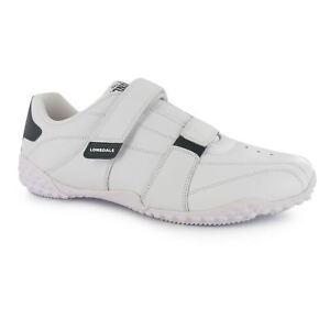 Fulham hombre casuales negro Zapatillas Calzado deporte de Blanco Zapatillas Lonsdale deporte de para qZUfAwt