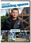 George Clarke's Amazing Spaces - Series 2 - Complete (DVD, 2014, 4-Disc Set)