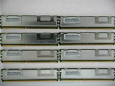 16GB  (8X2GB) DDR2 MEMORY RAM PC2-5300 ECC FBDIMM DIMM