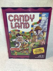 Candy-Land-Classic-Preschool-Collection-Edition-2006-Hasbro-New-Sealed-Game