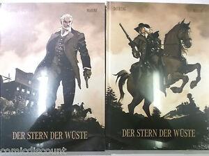 Der-Stern-der-Wueste-1-2-von-2-komplett-Panini-2016-Hardcover-NEU