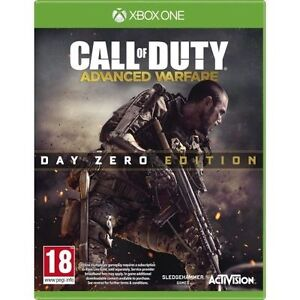 Advanced-Warfare-Xbox-giorno-Zero-edizione-One-Call-of-Duty-Menta-consegna-rapida