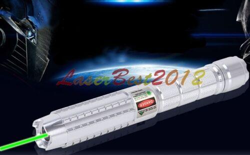 GS9-M 532nm Adjustable Focus Green Laser Pointer Visible Laser Sight Laser Torch