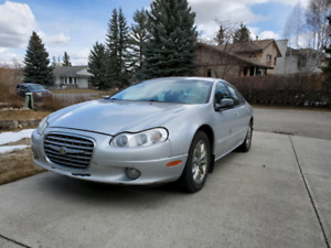 2004 Chrysler Concorde Leather, Sunroof