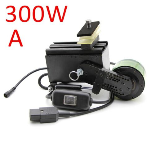 48V 300W Bicycle Speed Booster Kit Friction Drive DIY Electric Bike NO battery