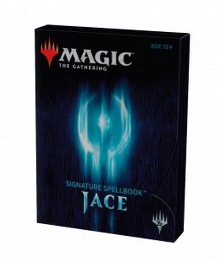 Firma el libro. Jace, mtg Magic, edición limitada en inglés.