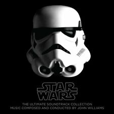 Star Wars - 10 x CD + DVD Complete Boxset - Limited Edition - John Williams