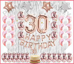 Details about 12th Birthday Decorations Rose Gold 12 Birthday Party  Supplies dirty 12 party