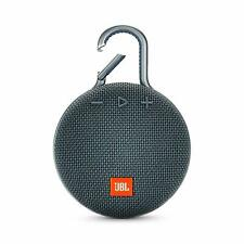 JBL Clip 3 Portable Waterproof Bluetooth Speaker Ocean Blue *Authorized Dealer*