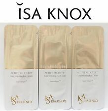 ISA KNOX Active Recovery Concentrating Eye Cream 30pcs New Anti Aging Wrinkle