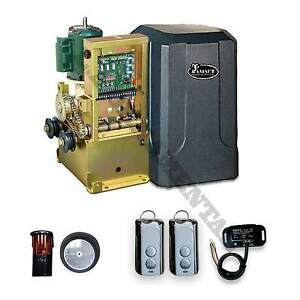Ramset 1000 Slide Gate Openers Kit 2 Residential Automatic