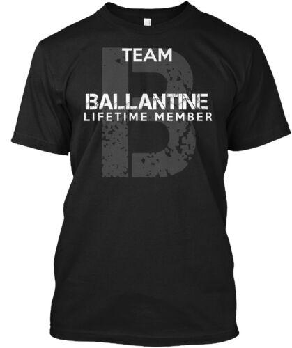 Équipe Ballantine vie membre Standard Unisexe T-Shirt