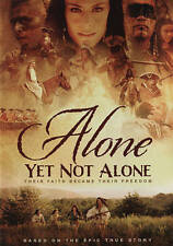 Alone Yet Not Alone (DVD, 2015, Free Music Download included) - FREE SHIPPING