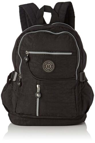 2ff5eeb40dbb7 Sporttaschen   Rucksäcke Rucksack Nylon backpack 38x30x18cm Sport-Tasche  Damen Herren Bag Street 2216