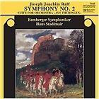"Joachim Raff - Joseph : Symphony No. 2; ""Aus Thüringen"" Suite (2005)"