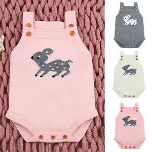 1d7e96232271 Image is loading 2018-Newborn-Baby-Boy-Girl-Knitted-Christmas-Deer-
