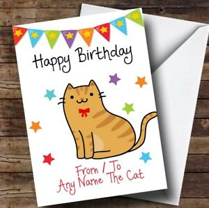 To-From-Pet-Cat-Ginger-Tabby-Personalised-Birthday-Card