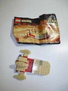 Lego-7110-Star-Wars-Landspeeder-ohne-Figuren