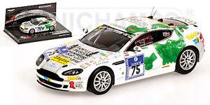 Aston Martin V8 Vantage Équipe Werner 24h Adac Nürburgring 2011 #75 1:43