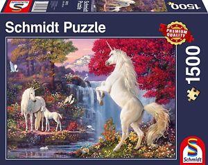 Triumph-of-the-Unicorns-Schmidt-Fantasy-Jigsaw-Puzzle-1500-pieces-58312