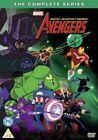 The Avengers Earths Mighties Heroes Vol 1-8 DVD Region 2