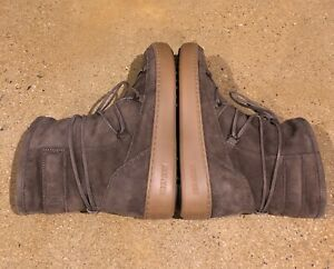 Tecnica Moon Boots Pulse Mid Brown Size