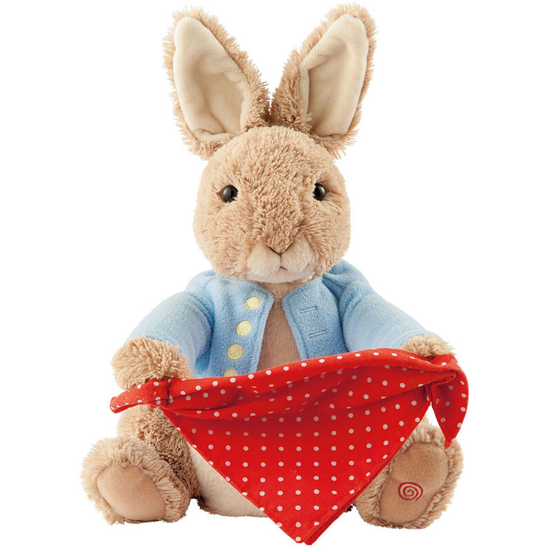 Gund Beatrix Potter Peter Rabbit Peek-a-Boo