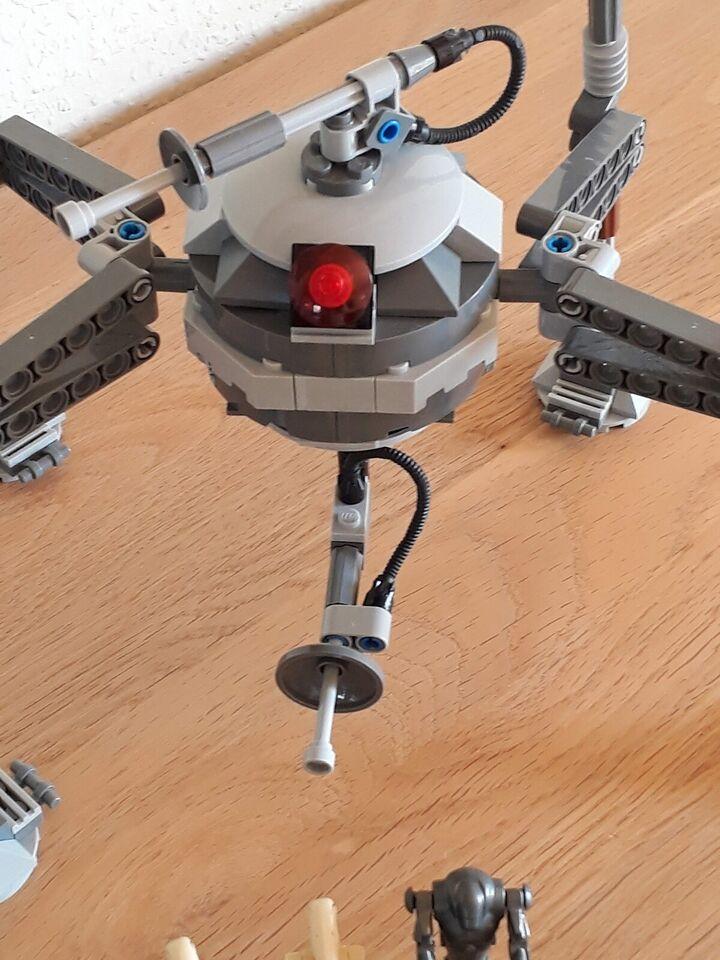 Lego Star Wars, Separatist Spider Droid Lego 7681