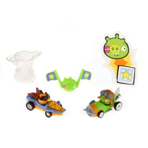 Angry Birds Telepods Official Go Kart Multi Pack Figures Car Set Tablet Game x2