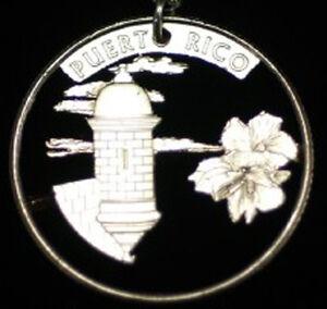 Puerto-Rico-Quarter-Cut-Coin-Necklace-Charm-Pendant