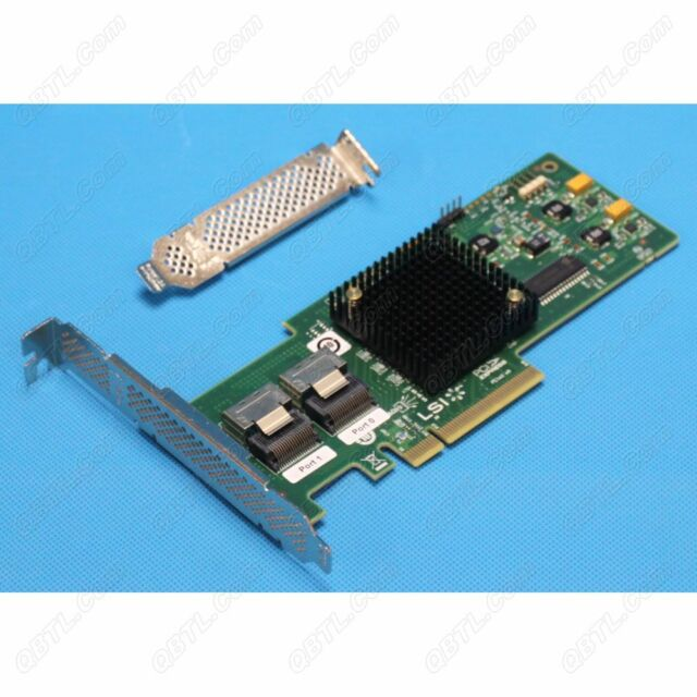 LSI 9210-8i SAS Driver for Mac Download