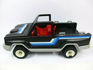 Playmobil vie quotidienne barbecue gris pick up 4x4 pêche 3764