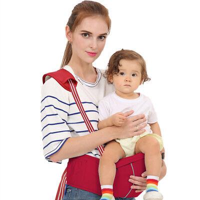 Baby Carrier Waist Stool Multifunction Infant Front Carrier Belt Kids Hip Seat